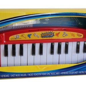 MOFEIYUE Mens Boxer Briefs Vintage Rainbow Music Piano Keys Soft Short Underpants Underwear for Men Boys